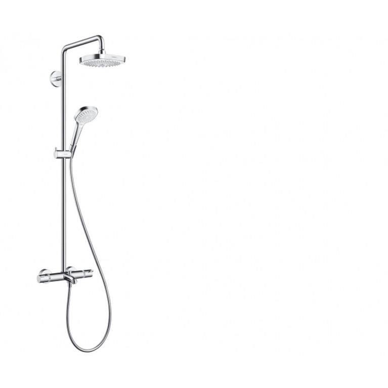 Croma Select E 180 Душевая система для ванны, хром, фото 1