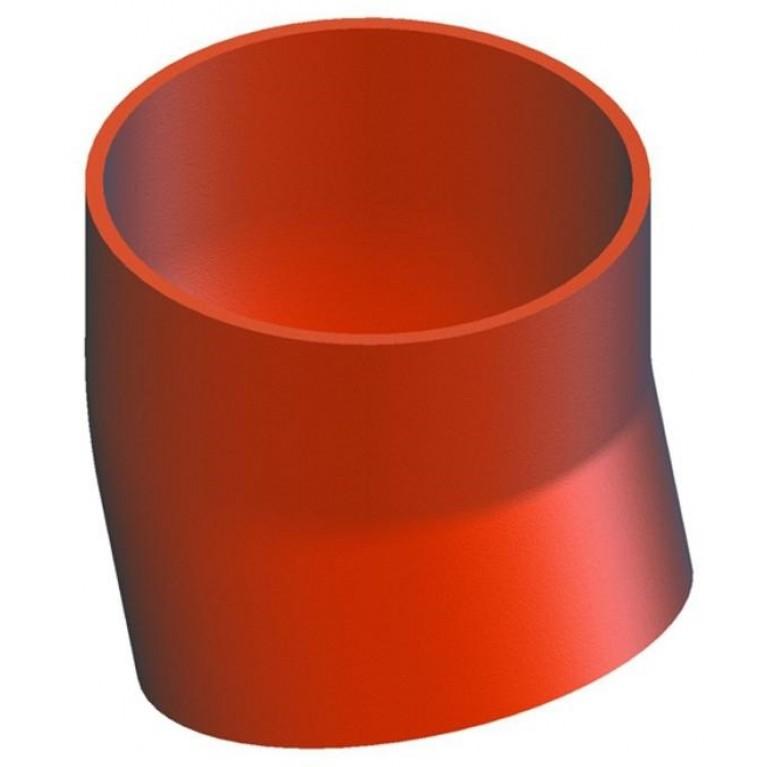 Отвод чугунный DUKER SML 30, 100 мм
