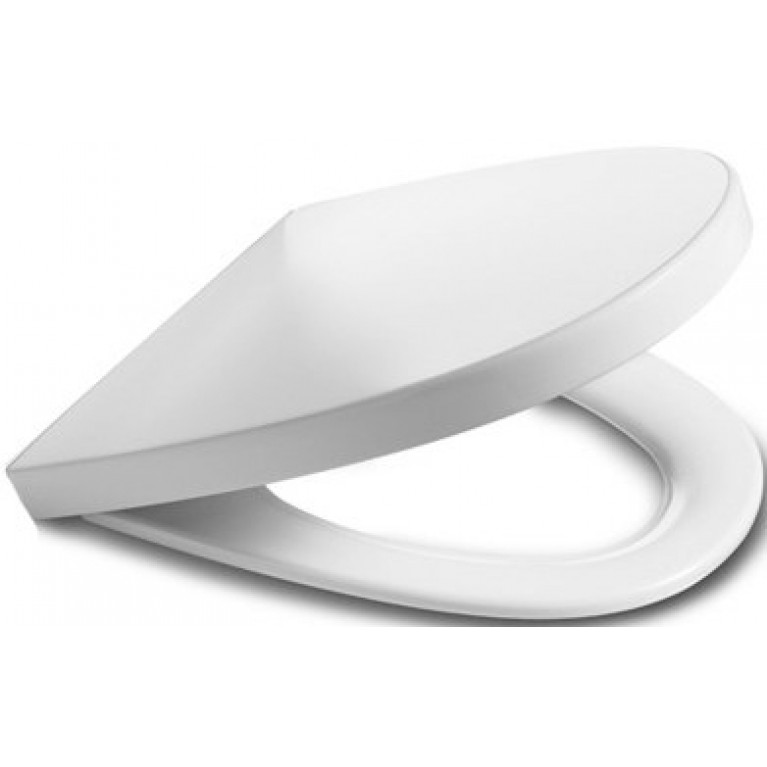 KHROMA сиденье на унитаз, белый лак, фото 1