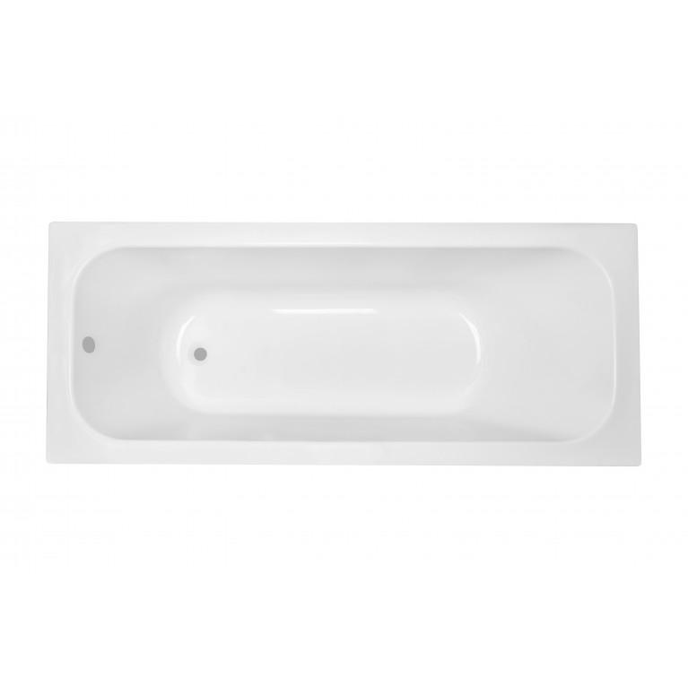 Ванна ALTEA 1600*700*448мм без ножек, акрил 5мм, фото 1