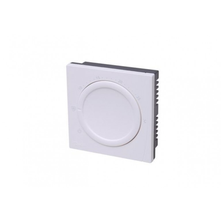 Danfoss Терморегулятор BasicPlus2 WT-T 5-30, механический, 230V, In-Wall, белый