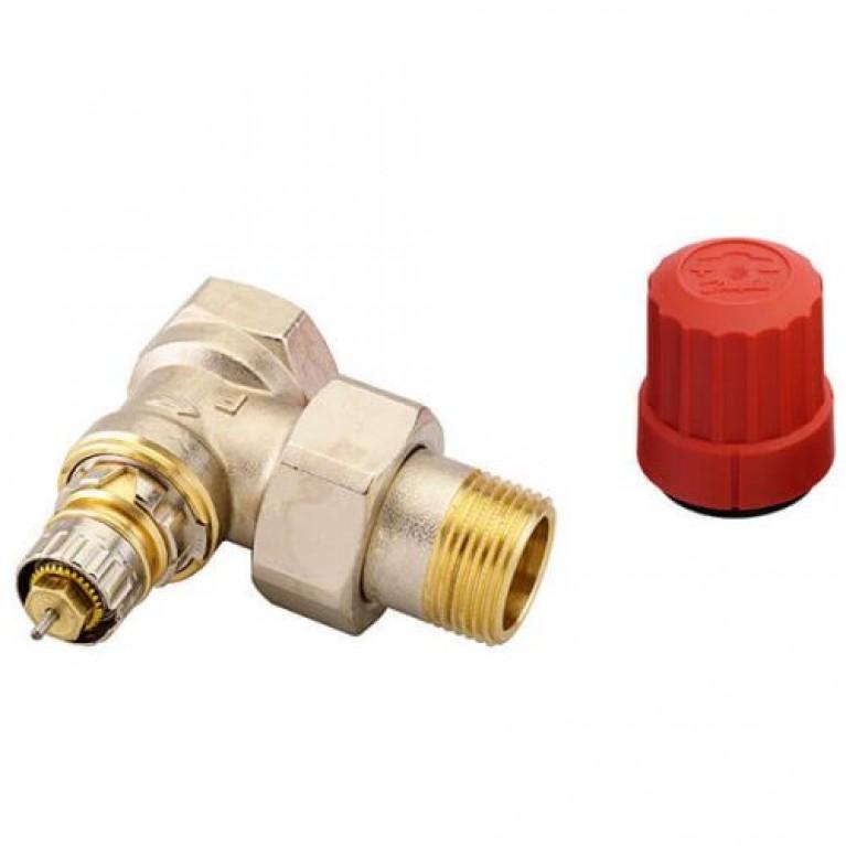 Термостатический клапан Danfoss RA-N 20 угловой, фото 1