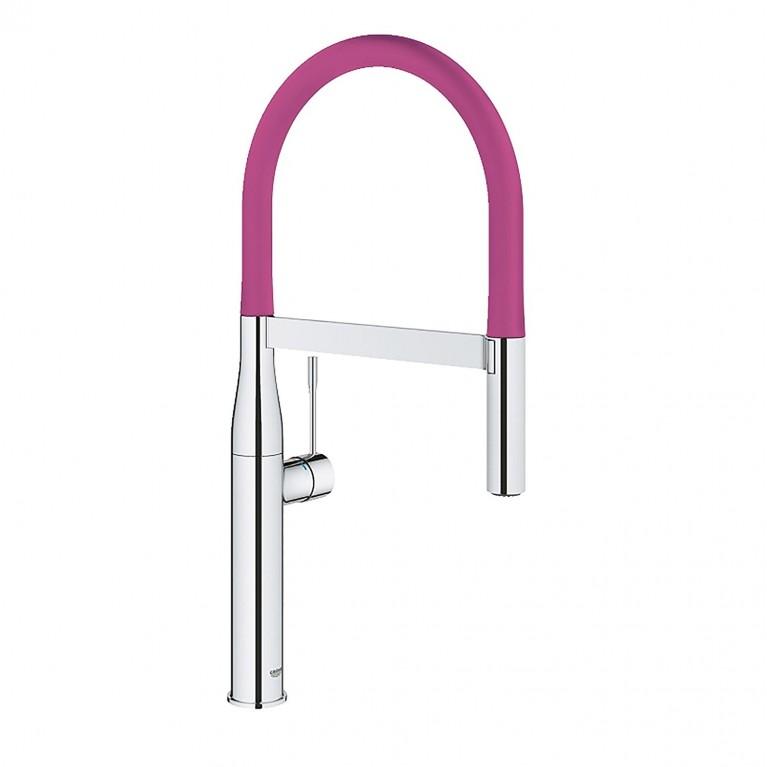 GROHFlexx Шланг гибкий с пружиной для смесителя на мойку, цвет фиолетовый 30321DU0, фото 2