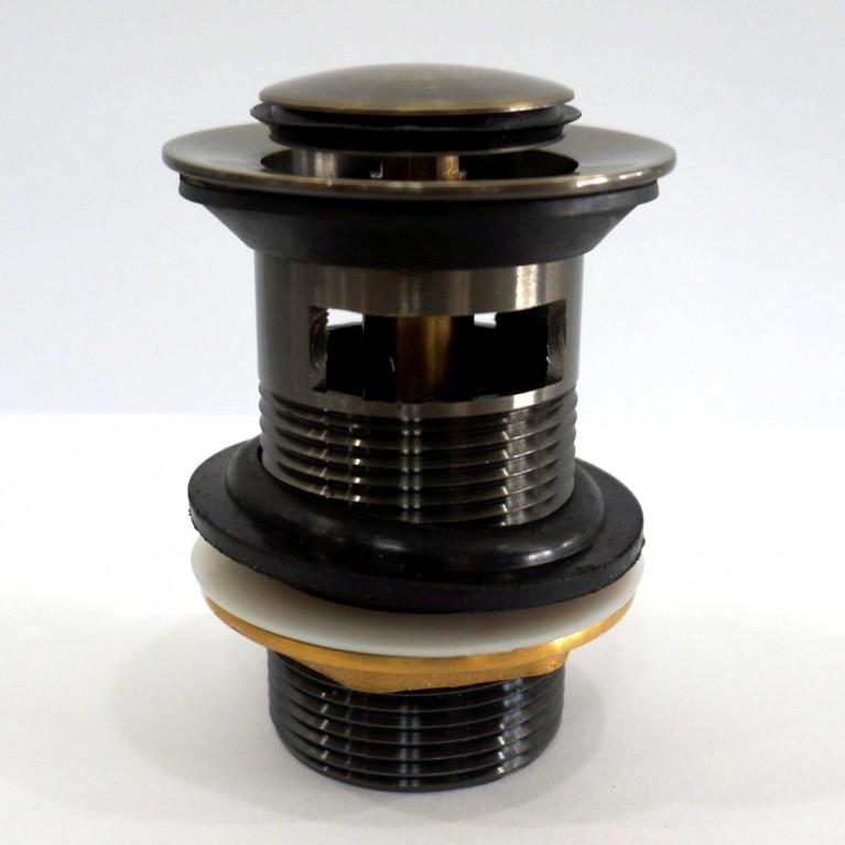 Клапан донный  Pop-up, бронза PP280antiqua, фото 2