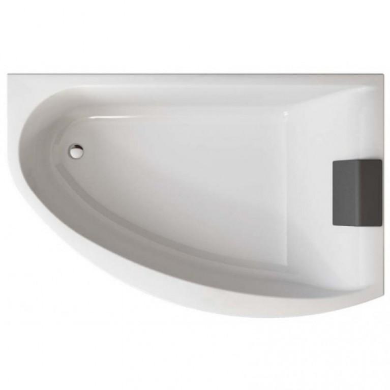 MIRRA ванна асимметричная 170*110 см, правая, фото 1