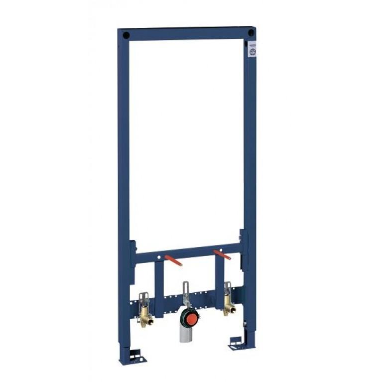Комплект: Rapid SL Инсталяционная система для биде + Настенный уголок для монтажа перед стеной (крепёжный материал 2шт)