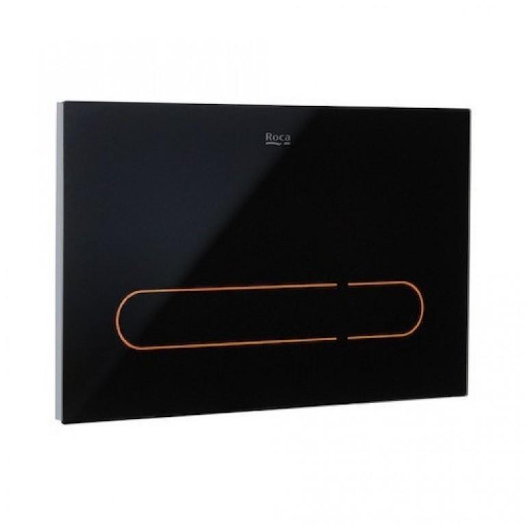 EP1 кнопка электронная для инсталляционных систем, с автоматическим или бесконтактным сливом, с цветной подсветкой A890102008, фото 4
