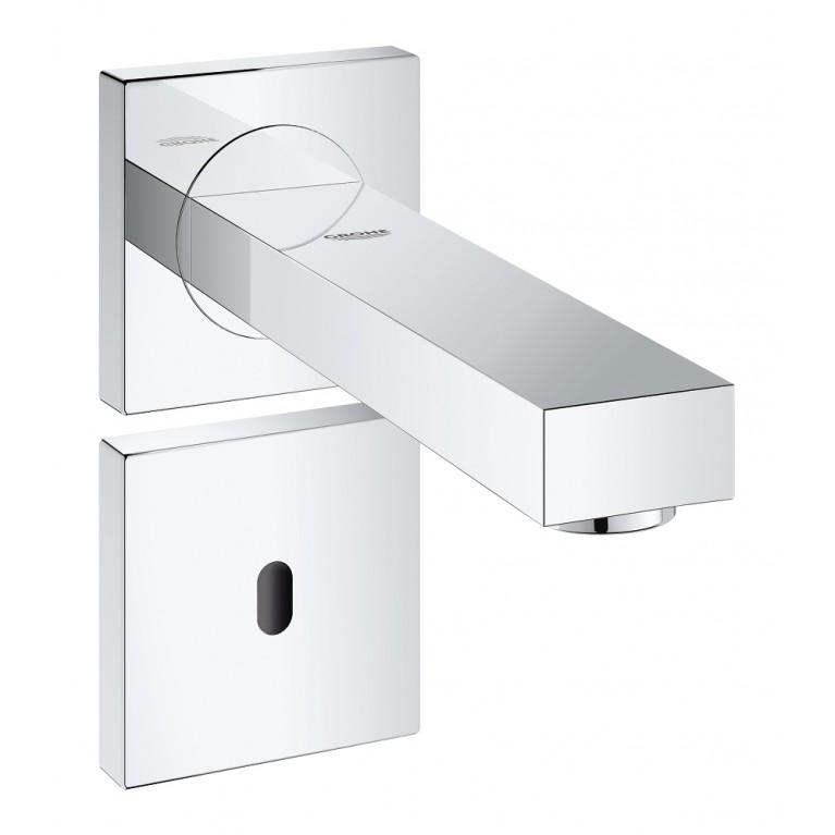 Eurocube E кран настенный электронный для кухни, инфракрасный без смесителя