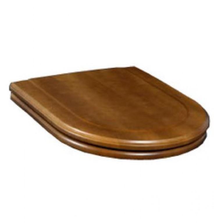 HOMMAGE сидение для унитаза (цвет орех)