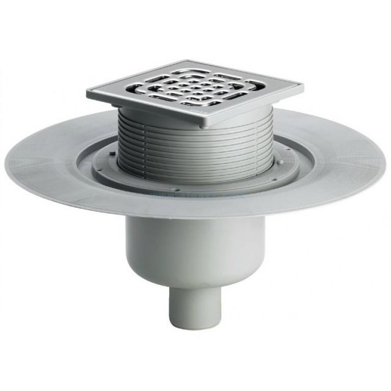 Трап Advantix для ванной, вертикальный D50 (557188)