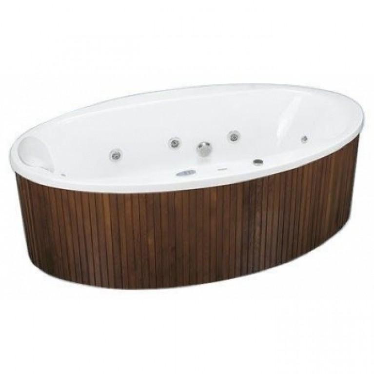 Купить AURA ванна 190x100 + рама у официального дилера POOL SPA в Украине
