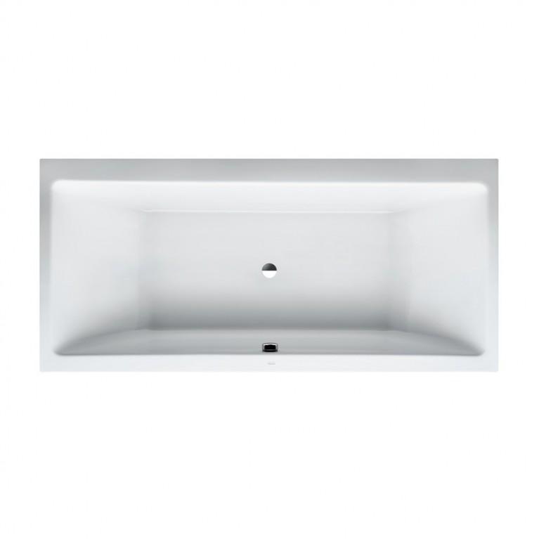PRO ванна 190*90*62см, с алюмин. рамой, без панели, белая