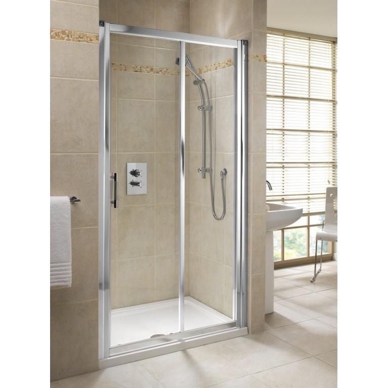 GEO 6 двери 160см, раздвижные 2-элементные, фото 1