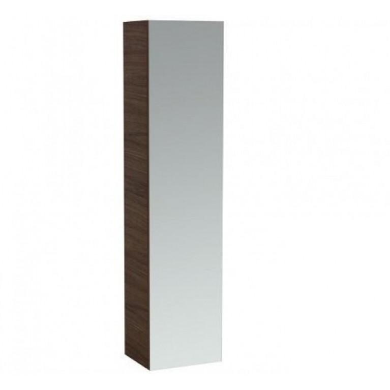 ALESSI ONEvolution пеналзеркальный шкаф 170*40см, левый (цвет белый)