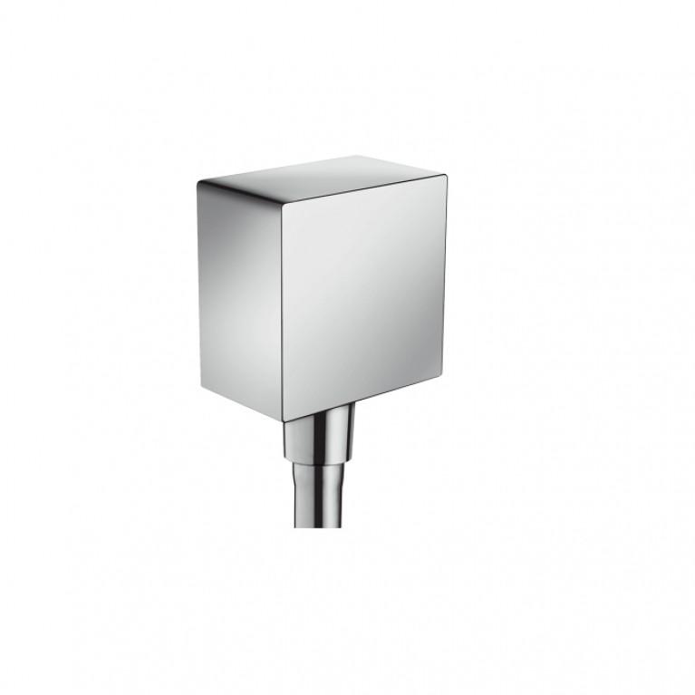 Fixfit Square Шланговое подсоединение  с защитой обратного тока , без шарнира