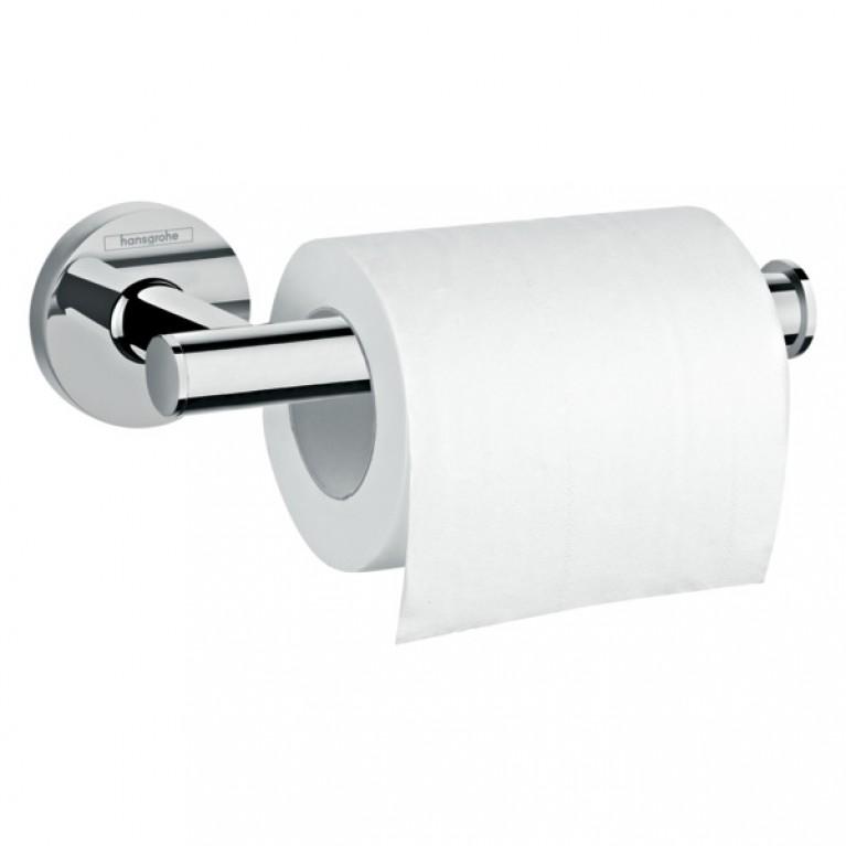 Logis Держатель туалетной бумаги, хром