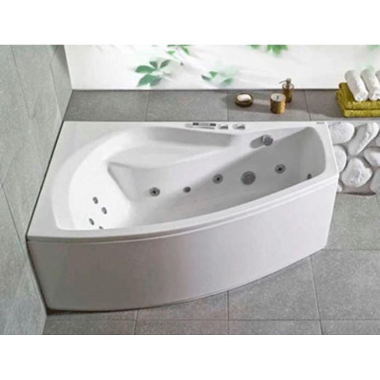 NICOLE ванна  160*95 + рама, левая