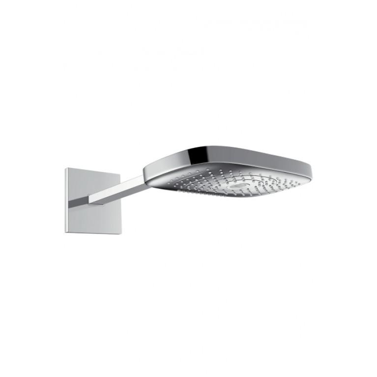 Raindance Select E 300 Верхний душ, (белый хром)