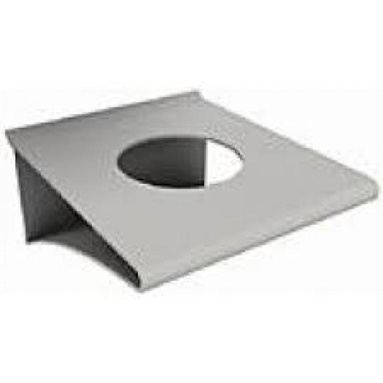 CAPRICE полка под стакан 14*12,2*6,4 см алюминий (пол.)