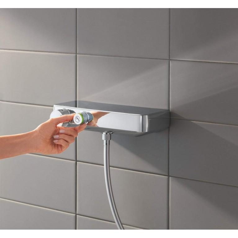 Grohtherm SmartControl термостат с душевым набором 34721000, фото 4