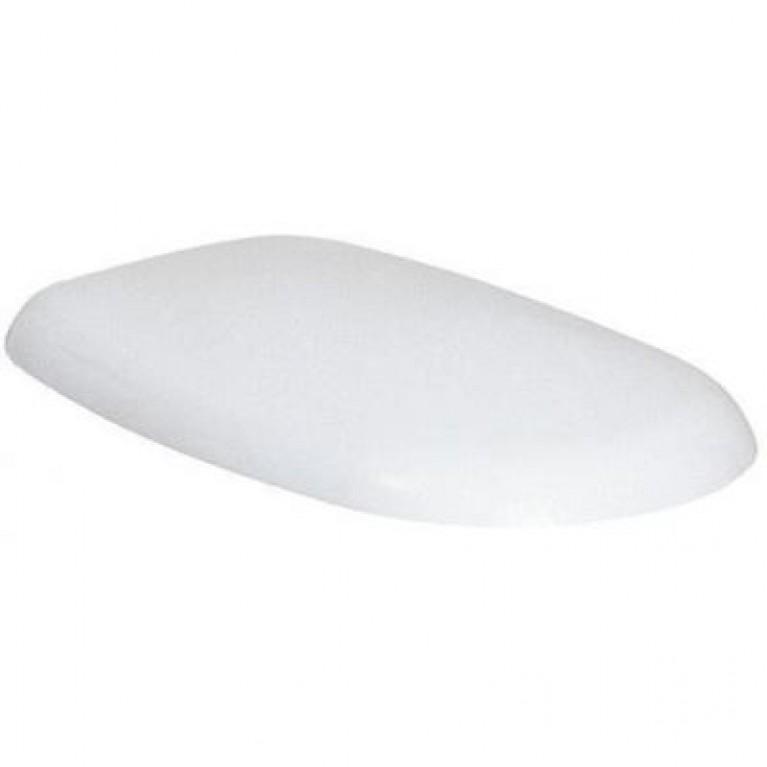 EGO сиденье для унитаза твердое метал.крепления,хромированные (пол.)