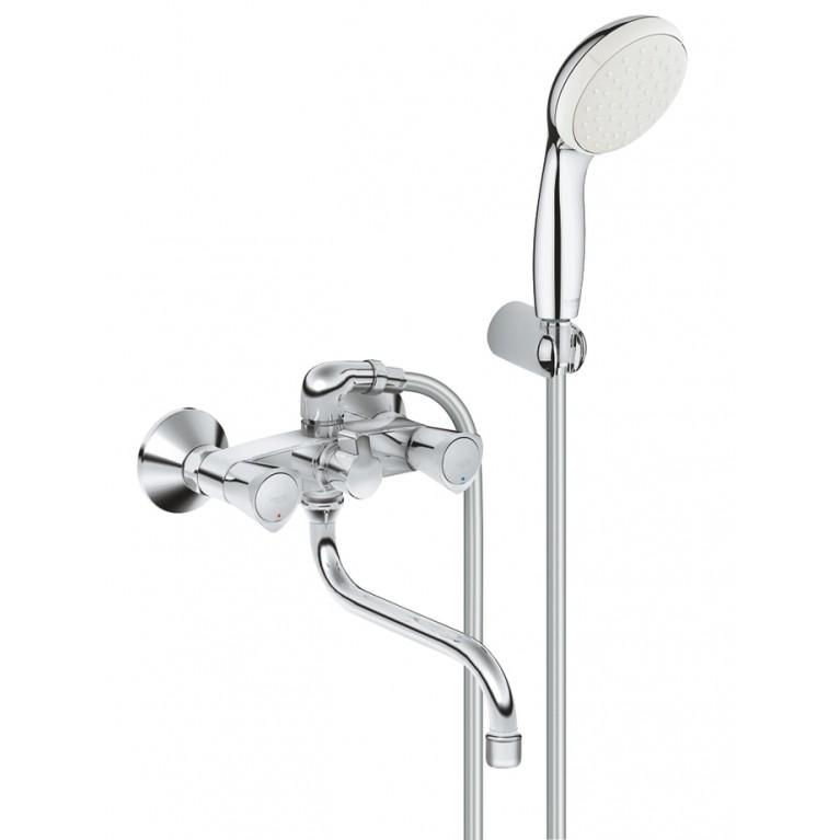 Купить COSTA S смеситель для ванны универсальный у официального дилера GROHE в Украине