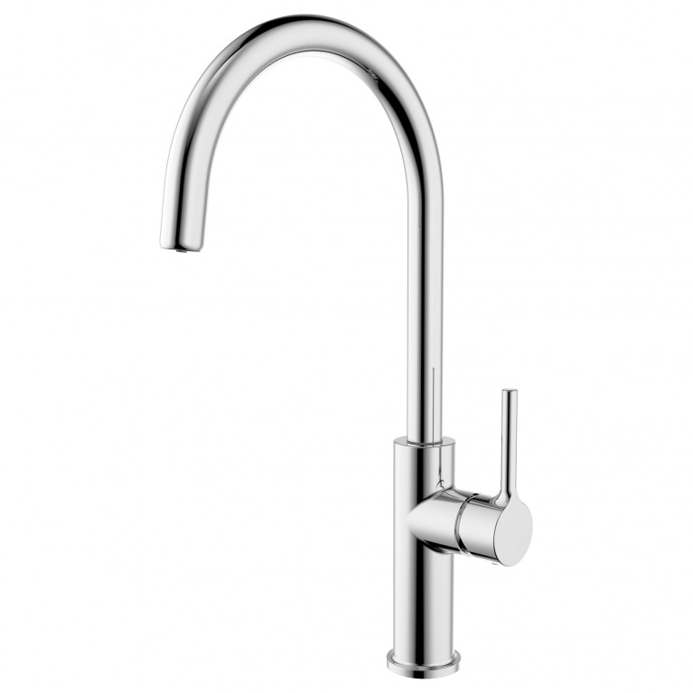 Смеситель для кухни IMPRESE DAICY с подключением питьевой воды, хром, 35 мм, фото 1