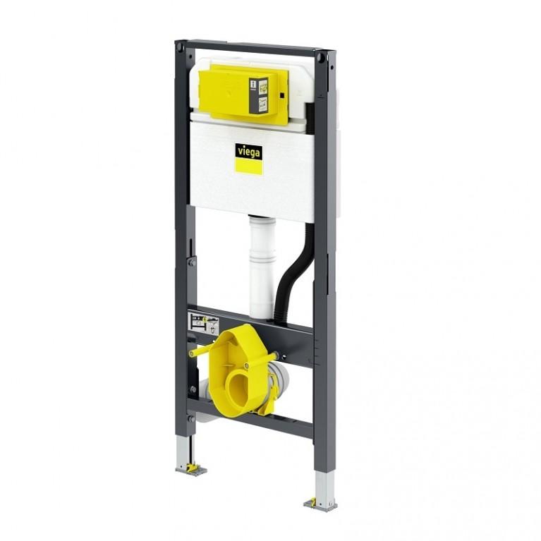 Prevista Dry элемент для унитаза 1120 мм