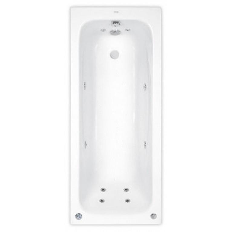 KLIO ванна 160*70см, с системой гидромассажа Economy 1