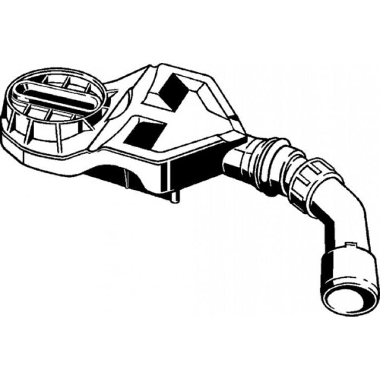 4966.18 Гидрозатвор Advantix Vario (плоская модель), фото 2