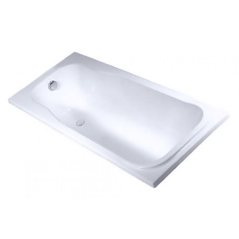 Купить AQUALINO ванна прямоугольная 160*70 см, без ножек у официального дилера KOLO Украина в Украине