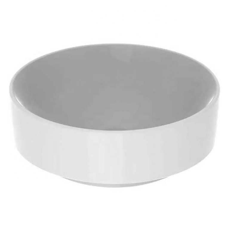 VARIFORM умывальник накладной, круглой формы Ø40см, без перелива