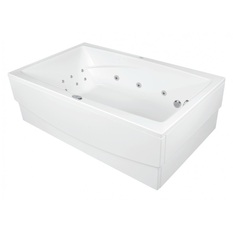Панель короткая для ванны FANTASY , левая, фото 1