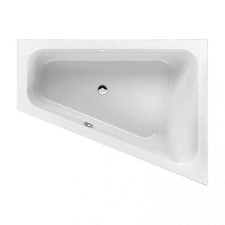 LOOP&FRIENDS ванна 175*135см, правосторонняя, white (alpin), фото 1