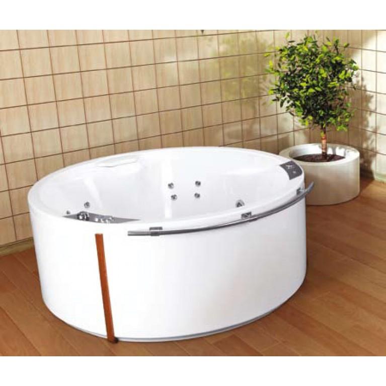 ATLANTYDA 160 ванна , система Economy 1 стандарт, каскад белый, фото 1