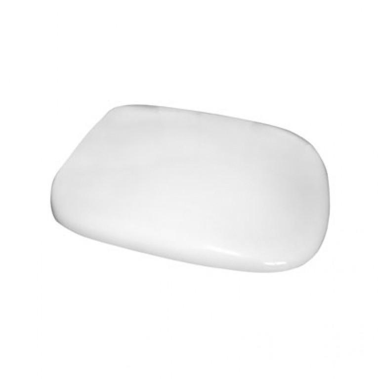 STYLE сиденье для унитаза твердое, метал.крепления (пол.)