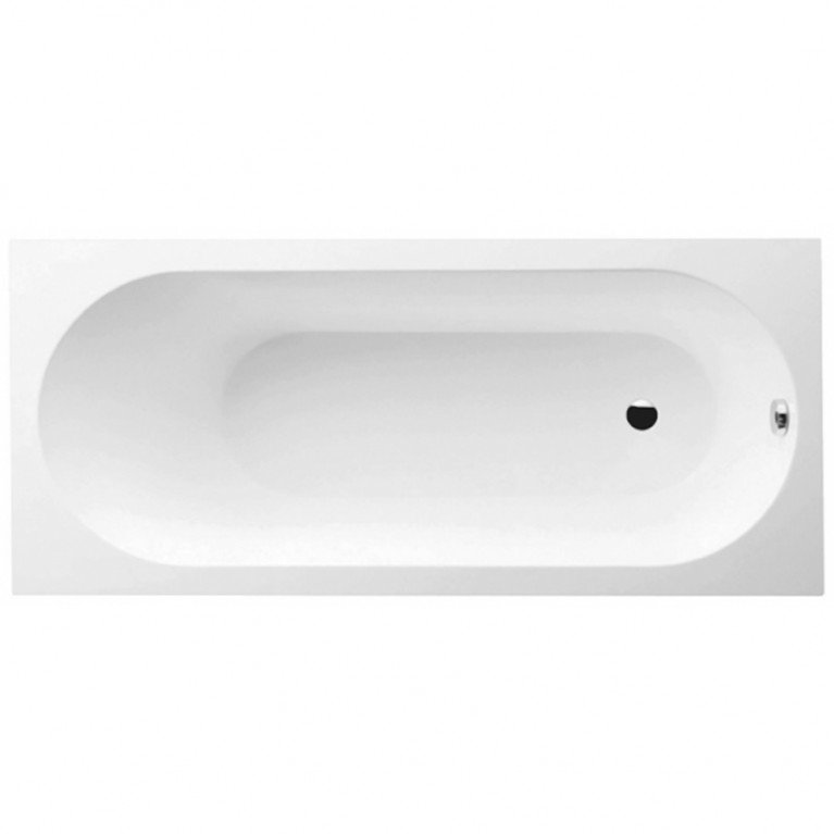 OBERON ванна 170*75см, с ножками, цвет Star White, фото 1