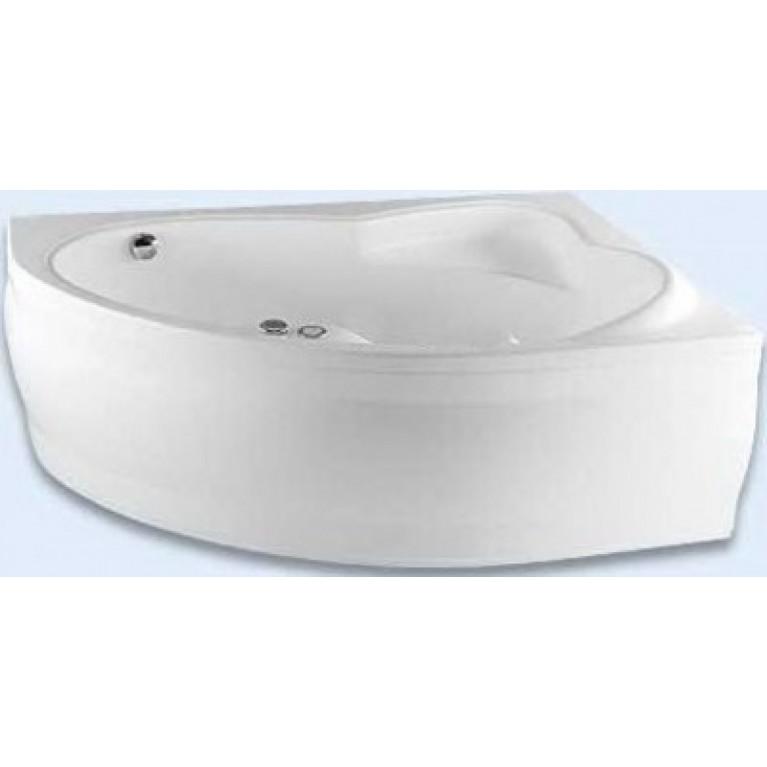EUROPA ASYM ванна   170*115 правая + ножки