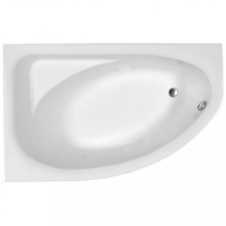 SPRING ванна 170*100 см левая без панели ( гидром. система комфорт)