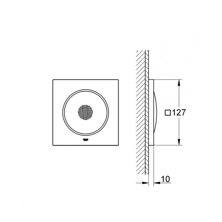 F-digital Deluxe Модуль звуковой 36360000