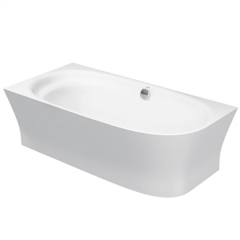 CAPE COD ванна 190*90*48,5см,  угол слева, с бесшовной панелью и ножками, с одним наклоном для спины 700362000000000, фото 3