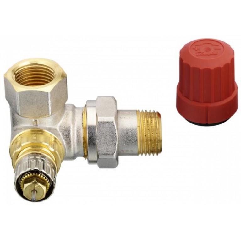 Danfoss Клапан RA-N 15 термостатический, угловой-правый вх. 1/2 013G0233, фото 2