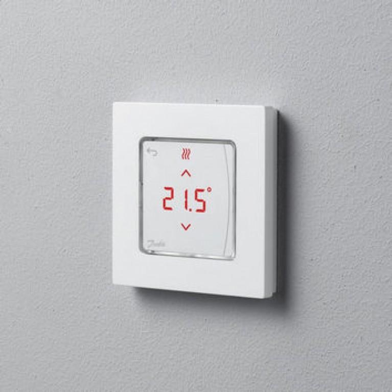 Danfoss Терморегулятор Icon Display, электронный, сенсорный 088U1010, фото 4