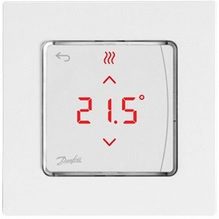 Danfoss Терморегулятор Icon Display, электронный, сенсорный