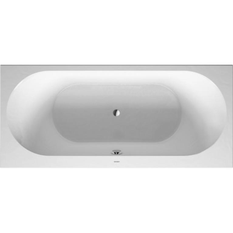 DARLING NEW ванна 180*80см,встраиваемый вариант, с двумя наклонами для спины
