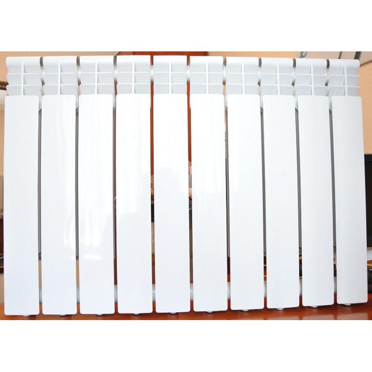 Алюминиевый радиатор Alltermo UNO 500/80 UNO 50085, фото 2