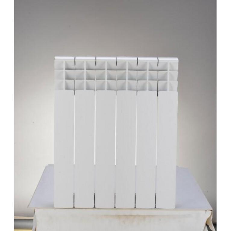 Биметаллический радиатор HERTZ 500/80 HERTZ 50080, фото 2