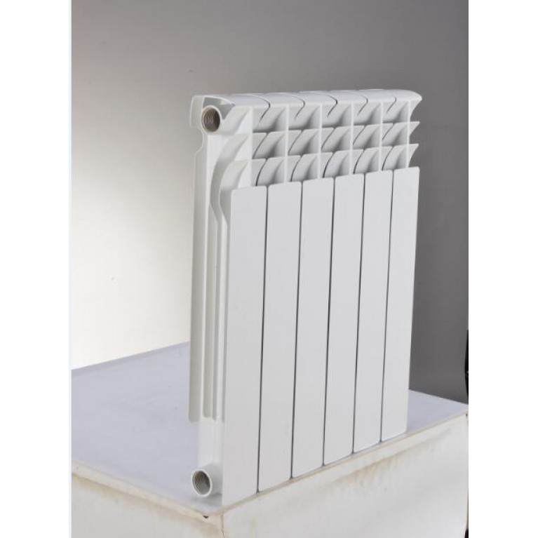 Биметаллический радиатор HERTZ 500/80 HERTZ 50080, фото 5