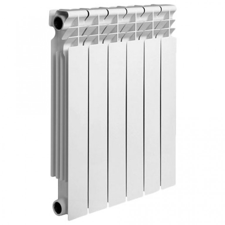 Биметаллический радиатор HERTZ 500/80