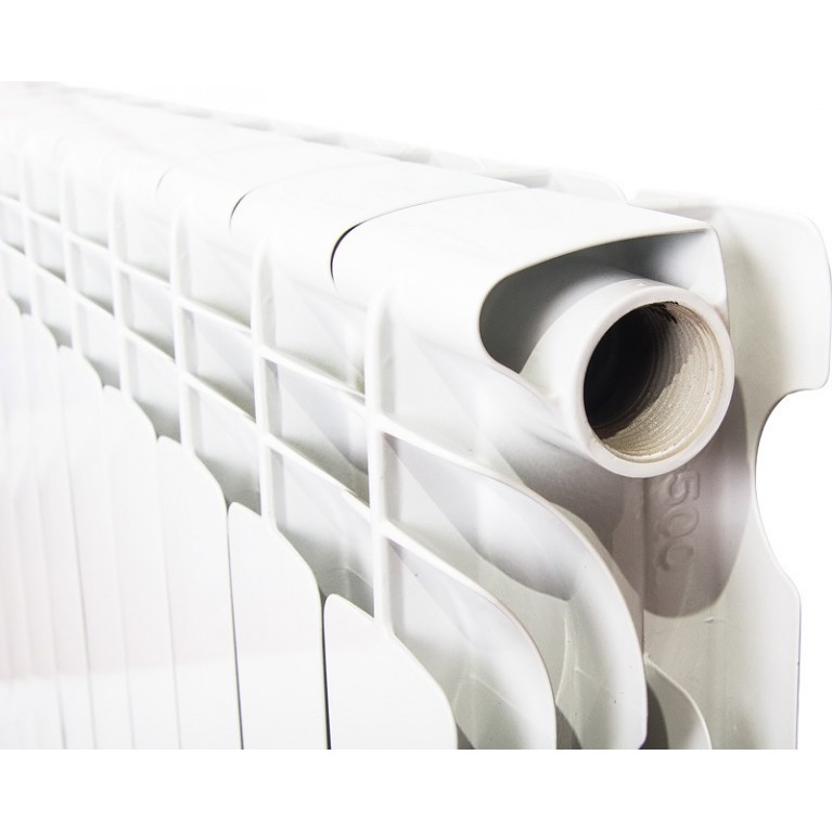 Алюминиевый радиатор Alltermo SUPER 500/100 SUPER 500100, фото 2
